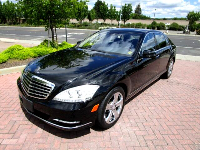 2010 Mercedes S-Class LOCAL TRADE WE SOLD 3 12 YEARS AGO AND ITS STILL LIKE NEWALL FACTORY PAI
