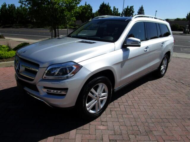2016 Mercedes GL-Class PERFECT LIKE NEW RENTAL FLEET RETURN IN BRAND NEW CONDITIONALL FACTORY PAI