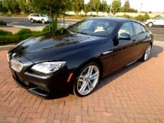 2014 BMW 650i Grand Coupe
