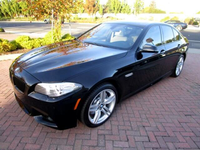 2014 BMW 535i M SPORT-LUXURY SEATS