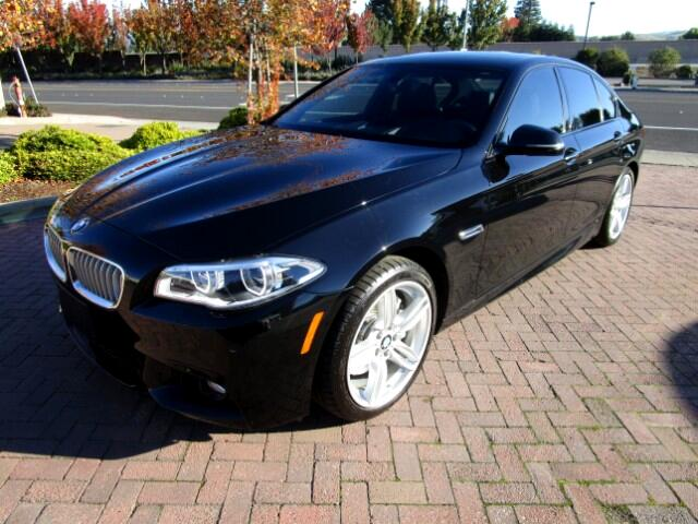 2014 BMW 550i M SPORT-PREMIUM-BANG-OLUFSEN SOUND