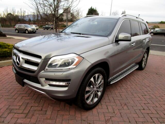 2014 Mercedes-Benz GL-Class V8 GL40 4MATIC PREMIUM-APPEARANCE PACKAGES