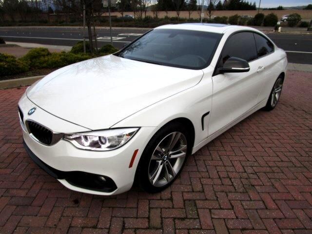 2014 BMW 428i PREMIUM-SPORT WITH M SPORT SUSPENSION
