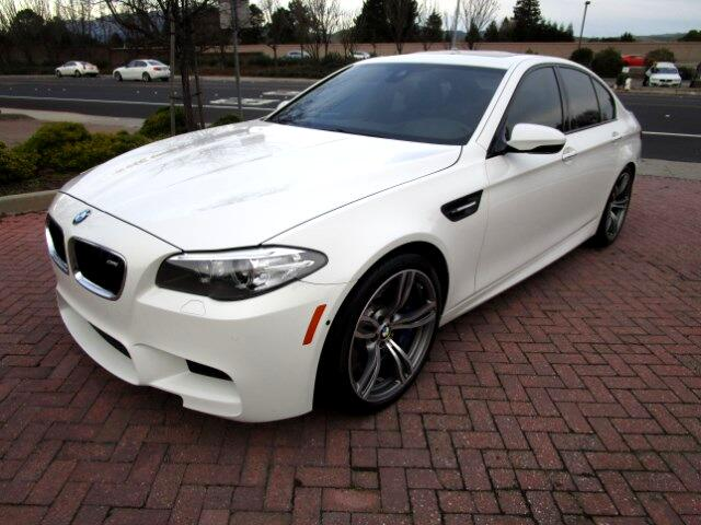 2014 BMW M5 DRIVER ASSIST-EXECUTIVE PACKAGES
