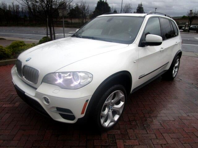 2013 BMW X5 xDrive35d DIESEL-3RD ROW SEAT-COLD WEATHER