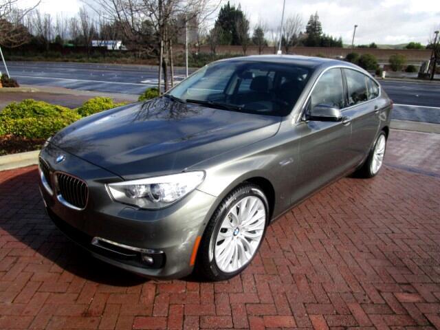 2014 BMW 5-Series Gran Turismo 535i PREMIUM-LUXURY-COLD WEATHER