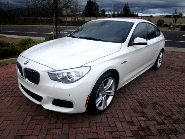 2014 BMW 535i Gran Turismo M SPORT-PREMIUM PACKAGE-PANO ROOF-HEADS-UP DISPLAY