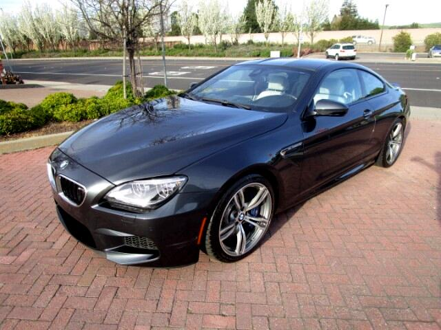 2014 BMW M6 COMPETITION PACKAGE-EXECUTIVE PKG