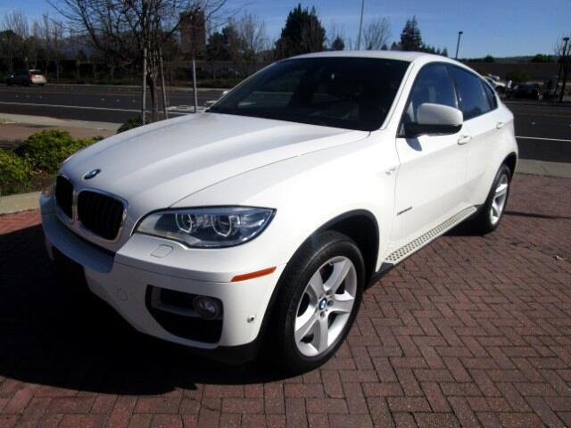2014 BMW X6 X6 XDRIVE 35 SPORT-PREMIUM-TECH