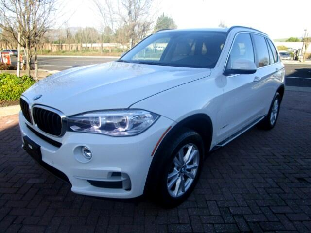 2015 BMW X5 sDRIVE 35 DRIVER ASSIST-PREMIUM PACKAGES