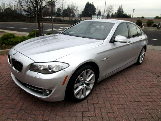 2011 BMW 5-Series 535i SPORT-PREMIUM