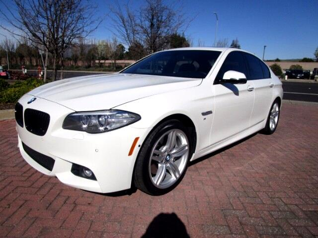 2014 BMW 550i M SPORT-PREMIUM-COLD WEATHER PACKAGES
