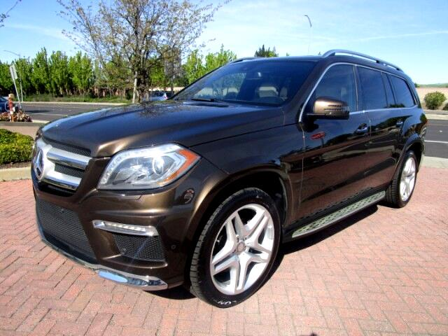 2015 Mercedes-Benz GL-Class GL550 AMG SPORT DESIGNO SPECIAL ORDER PACKAGE