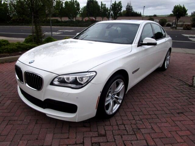 2015 BMW 740i M SPORT-PREMIUM WITH LUXURY SEATS