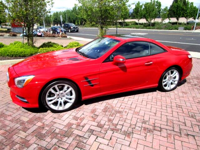 2015 Mercedes-Benz SL-Class SL 400 PREMIUM SPORT PKG WITH PANO ROOF-LUX SEATS