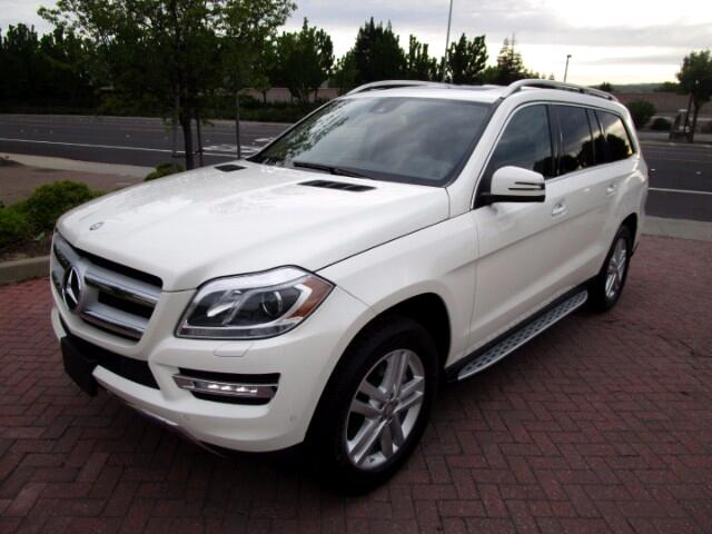2014 Mercedes-Benz GL-Class GL450 4MATIC PREMIUM1-APPEARANCE PACKAGES