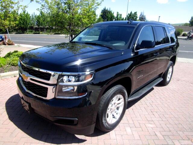 2016 Chevrolet Tahoe LT 4WD