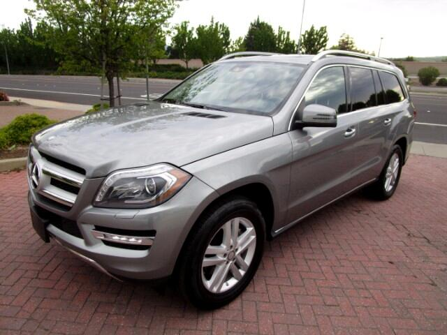 2015 Mercedes-Benz GL-Class GL450 4MATIC WITH TOW PACKAGE