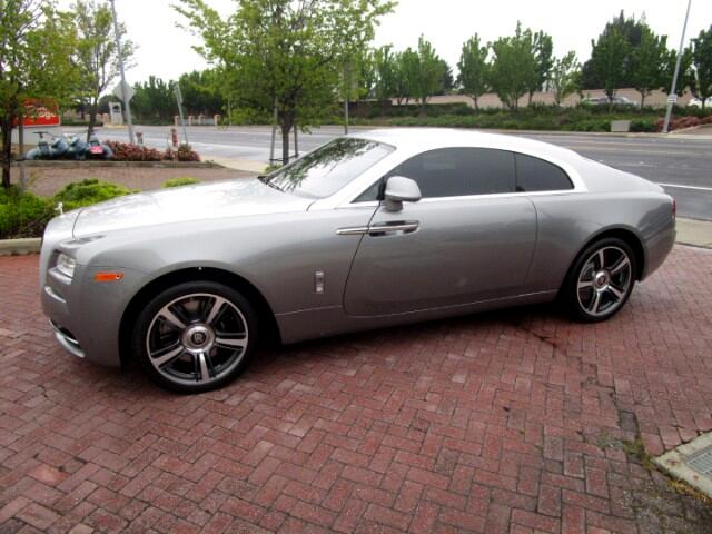 2016 Rolls-Royce Wraith COUPE WITH 6.6 V12 624HP
