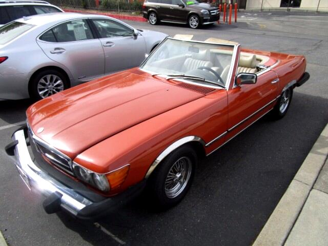 1979 Mercedes-Benz 450SL CONVERTIBLE**NEEDS SOME LOVE BUT CHEAP