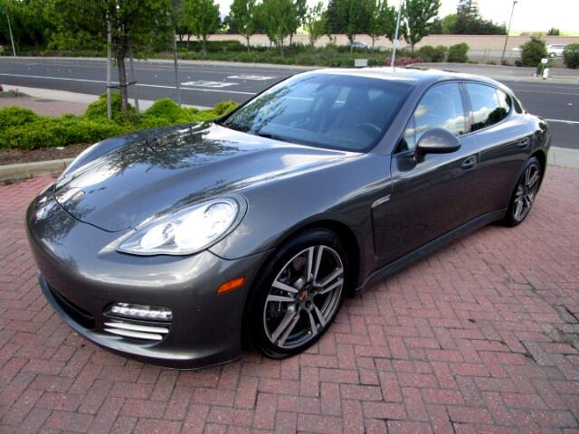 2013 Porsche Panamera AWD-SPORTS PKG-PADDEL-SHIFTERS-PRIOR-CPO