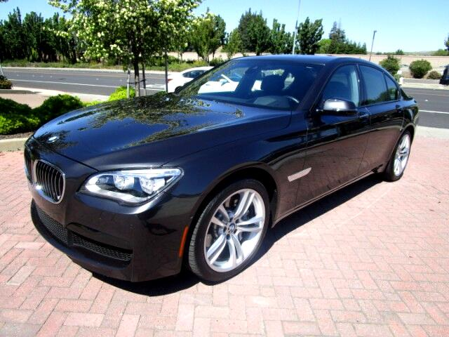 2015 BMW 750i M SPORT-PREMIUM WITH HEADS-UP