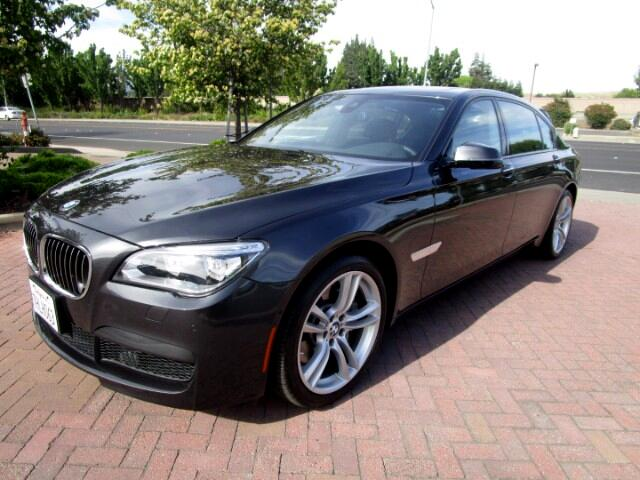 2014 BMW 750Li M SPORT-PREMIUM PACKAGE