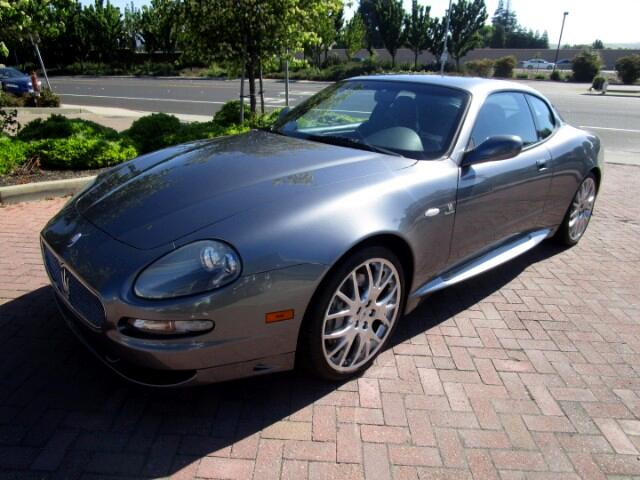 2006 Maserati GranSport Coupe