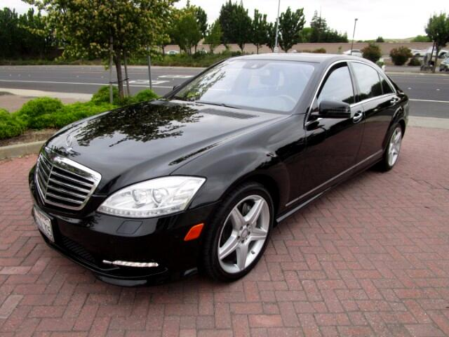 2011 Mercedes-Benz S550 AMG SPORT-P2-APPEARANCE PACKAGES.