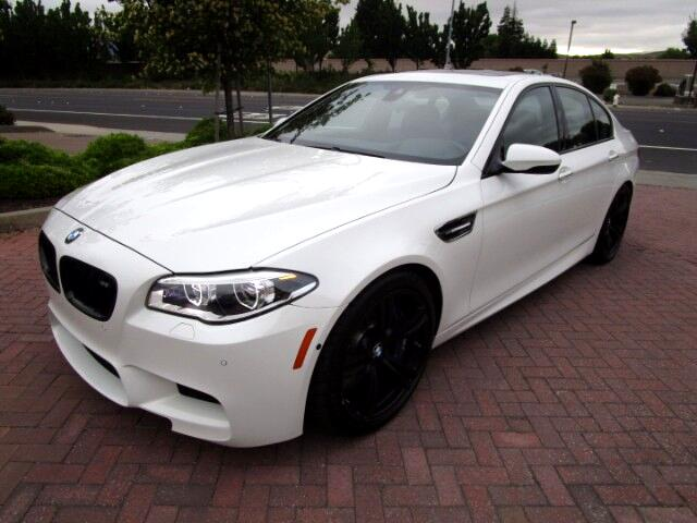 2014 BMW M5 COMPETITION PACKAGE WITH F1 PADDLES*DRIVER ASSIST*