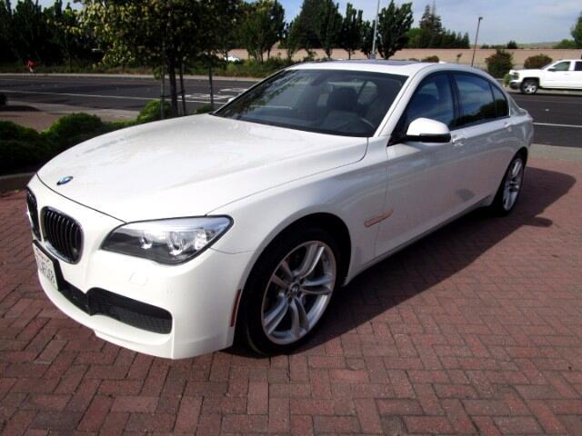 2015 BMW 740Li XDRIVE M SPORT DIESEL**RARE CAR**
