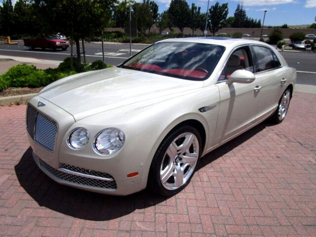 2014 Bentley Continental Flying Spur SPECIAL ORDER TWIN TURBO W12 AWD 612HP