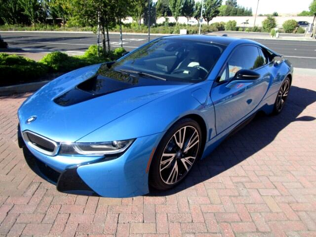 2015 BMW i8 PURE IMPUILSE WORLD PACKAGE