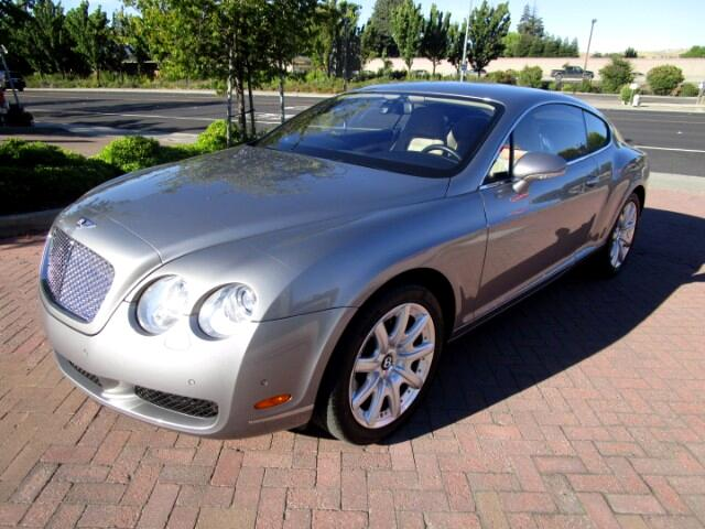 2005 Bentley Continental GT V12 TWIN TUBO 552HP AWD