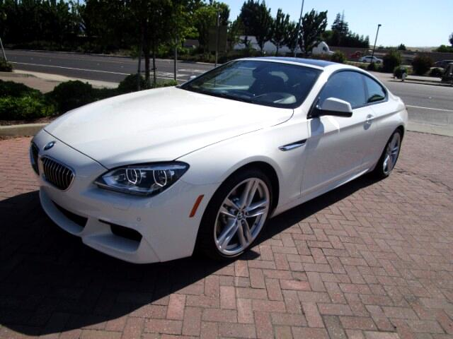2014 BMW 640i M SPORT COUPE WITH BANG & OLUFSEN SOUND
