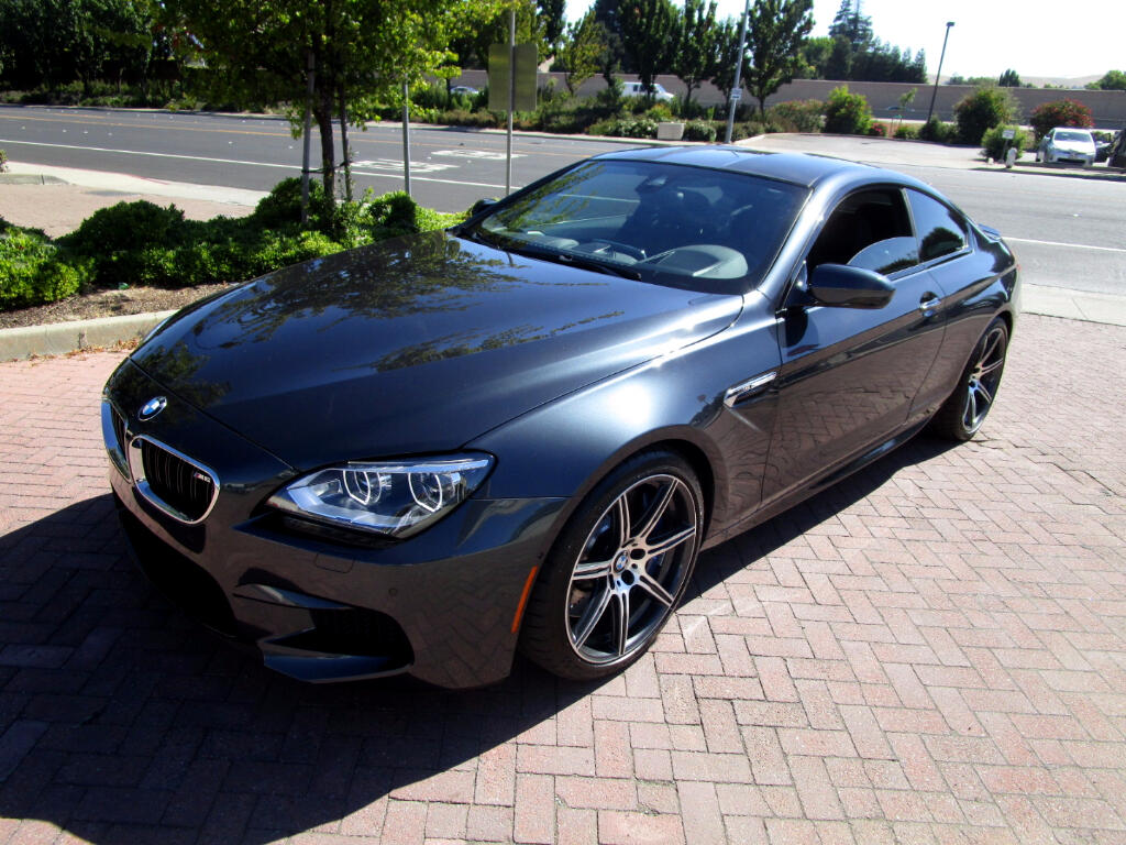 2014 BMW M6 COMPETITION PACKAGE W/M1-M2 DRIVE-PADDLE SHIFTERS