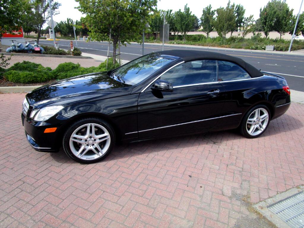 2013 Mercedes-Benz E350 CARIOLET*AMG SPORT PKG*KEYLESS GO*BLIND SPOT*