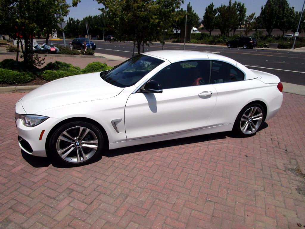 2014 BMW 428i SPORT-PREMIUM PACKAGE W/PADDLE SHIFTERS
