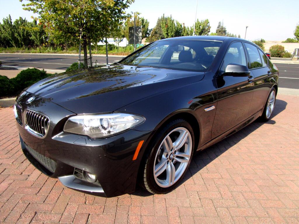 2014 BMW 535d M SPORT PKG M PADDLE SHIFTERS 38MPG