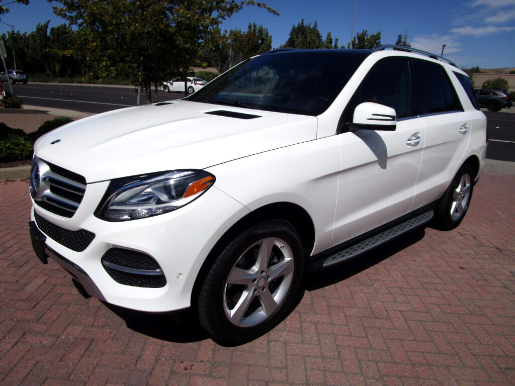 2016 Mercedes-Benz GLE Class GLE350 4MATIC*BLIND SPOT*COLLISION PREVENTION*TOW*
