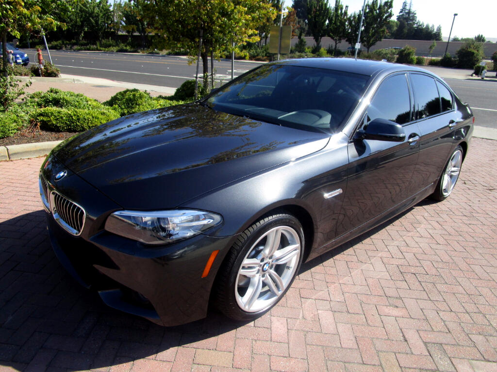 2014 BMW 535i M SPORT-PREMIUM PACKAGE