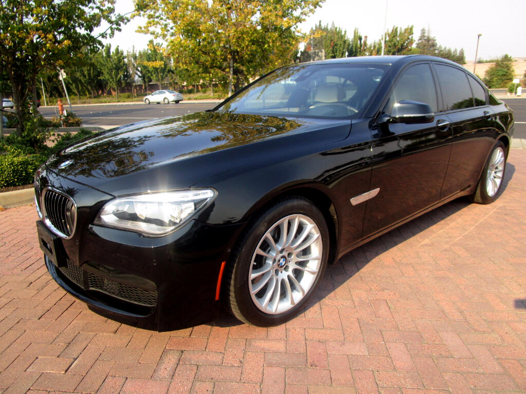 2015 BMW 740i MSPORT-PREMIUM-COLD WEATHER-DRIVER ASSIST