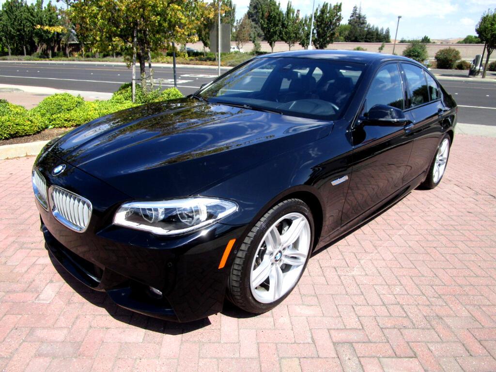 2015 BMW 550i M SPORT-PREMIUM PACKAGE W/HEADS-UP DISPLAY