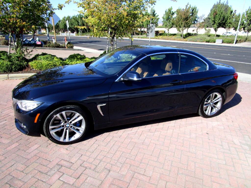 2015 BMW 435i PREMIUM*DRVR ASST PLUS*CLD WEATHER*TECH*