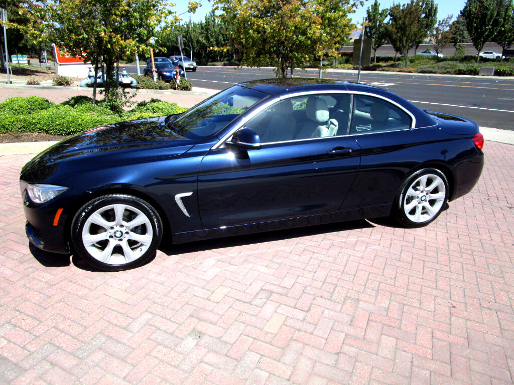 2015 BMW 428i CONV*DRIVER ASSIST*PREMIUM PKG*LUXURY PKG*