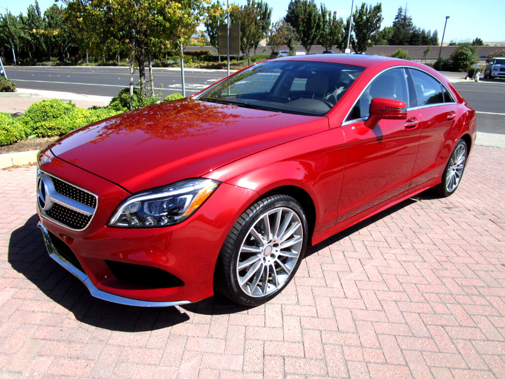 2015 Mercedes-Benz CLS-Class CLS400 4MATIC AWD*AMG SPORT PACKAGE*DRIVER ASSIST