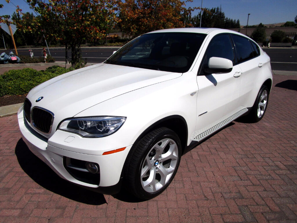 2014 BMW X6 3.5L XDRIVE SPORT PREMIUM COLD WEATHER PKG