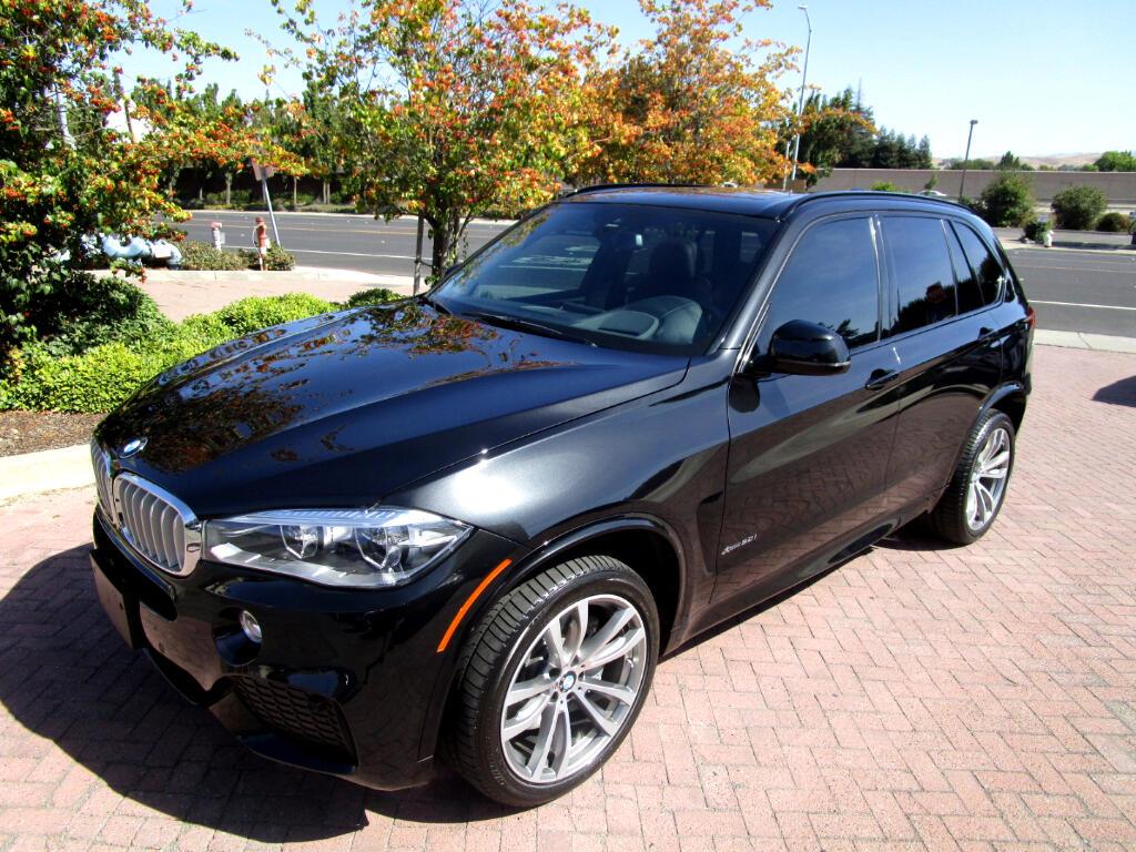 2015 BMW X5 XDrive 5.0 M SPORT-PREMIUM-EXEC-DRIVER ASSIST PKG'S