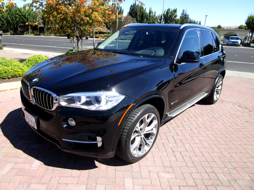 2015 BMW X5 XDrive 3.5L TURBO XDRIVE*PREMIUM*LUXURYLINE DRIVERS ASSIS