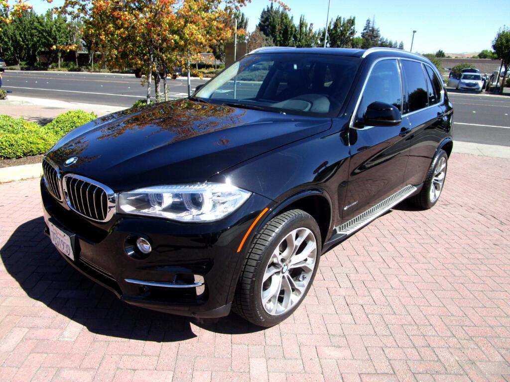 2015 BMW X5 XDrive 3.5L TURBO XDRIVE*PREMIUM*LUXURYLINE DRIVERS ASSIS